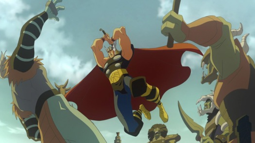 Thor-Thou Shalt Not Harm Asgard!