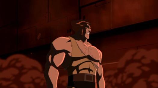 Wolverine-Tear It All Down, Hulk!