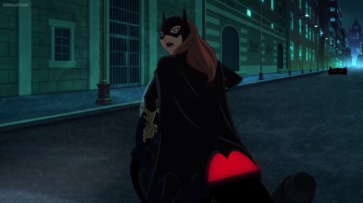 Batgirl-A Revelation!