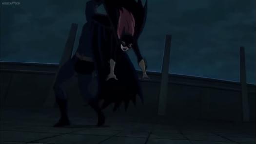 Batgirl-Gotcha!