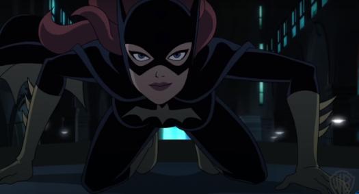 Batgirl-Hello, Boys!