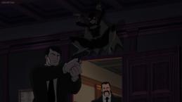 Batgirl-I'm Outta Here!