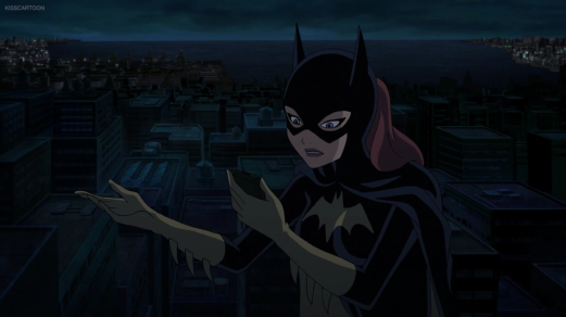 Batgirl-Let's Still Be Crime-Fighting Buddies!