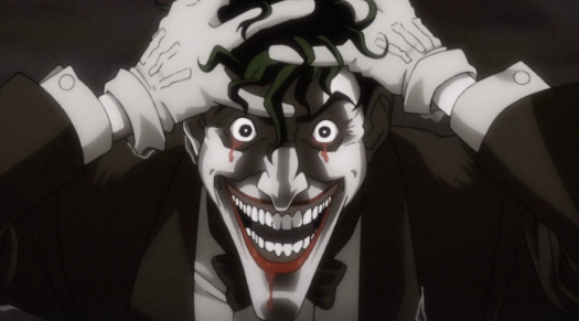 Joker-The First Laugh!