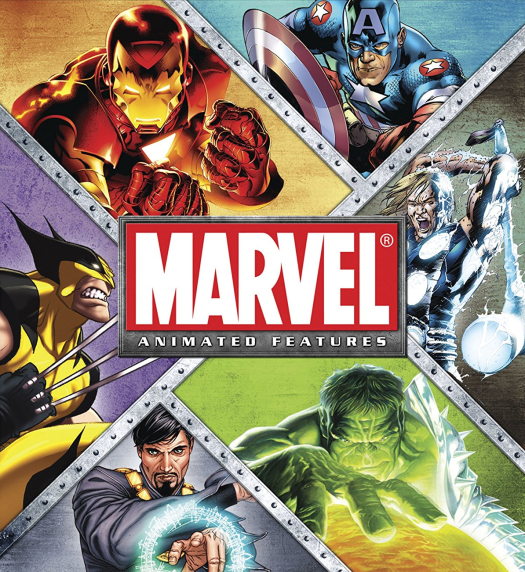 marvel-animated-features