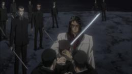 Juo Kurohagi-Time To Die, Koh!