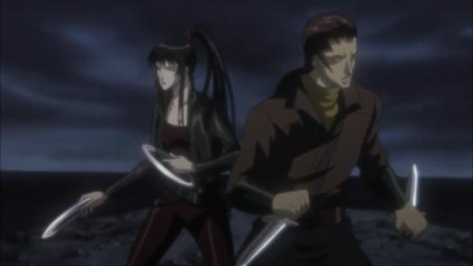 Kai & Miyugi-Trapped!