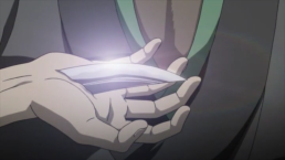 Kikyo Mikage-I Wear My Weapon Of Choice!
