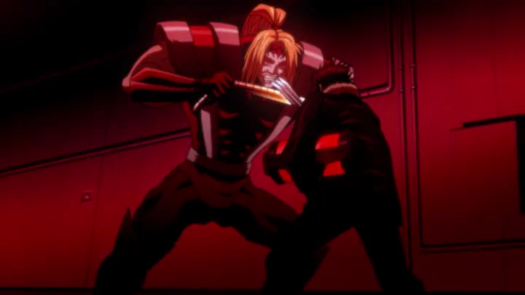 Omega Red-Give That Canister Back, Thief!