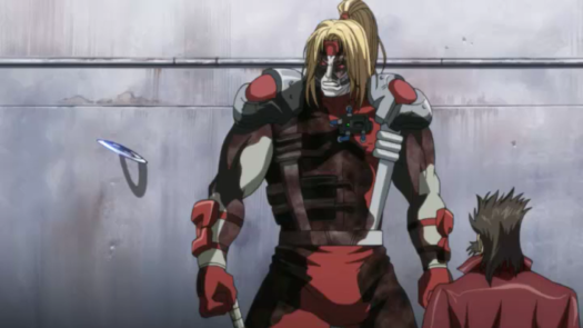 Omega Red-She Tempts Me!
