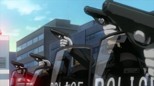 Police-We'll Shoot To Kill If Necessary!