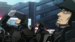 Police-We've Got A War Zone Here!