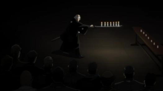 Shingen Yashida-My Swordsmanship Is Unmatched!