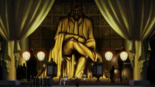 Shingen Yashida-To Hideki's Dad!