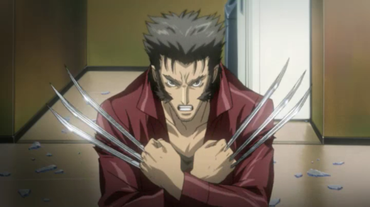 Wolverine-You Killed Asano, Kikyo!