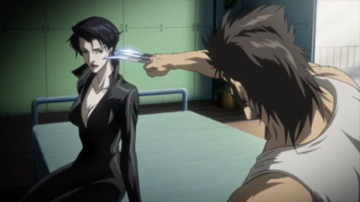 Yukio-I Respect Your Healing Factor!