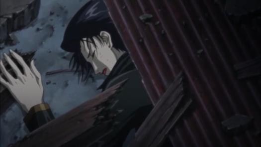 Yukio-Saved From Vadhaka's Blind Wrath!