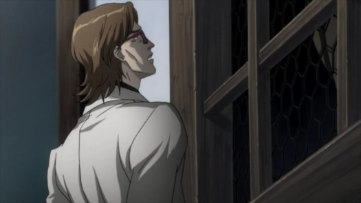 Hideki Kurohagi-Don't Fail Me Once You Return From A.I.M.!