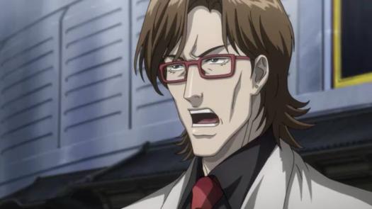Hideki Kurohagi-How I Hate Thee, Logan!