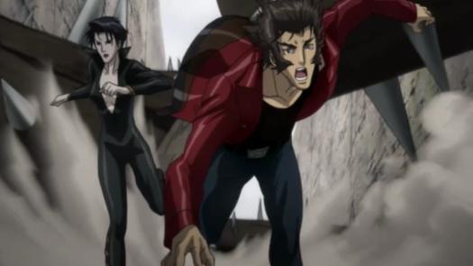 Wolverine-Death Traps-A-Plenty!