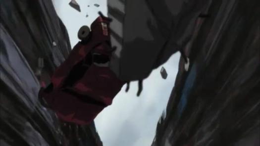 Wolverine-Incoming Garbage!