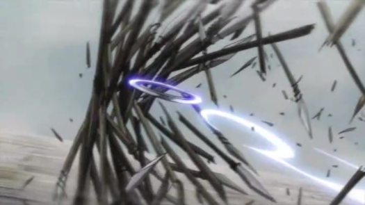 Yukio-Slicing Through The Spears!