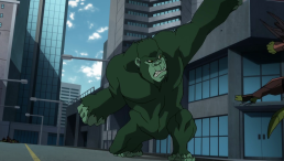 Beast Boy-Feel My Primal Rage!