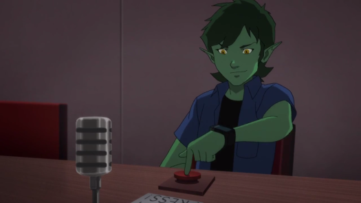 Beast Boy-I'm So Curious!