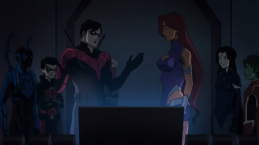 Nightwing-Care To Move In With Me, Kori!