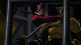 Nightwing-Gotcha!