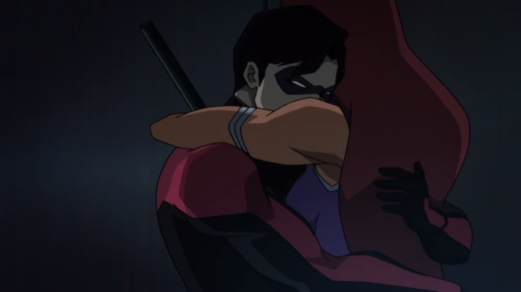 Nightwing & Starfire-Taking The Next Step As Lovers!