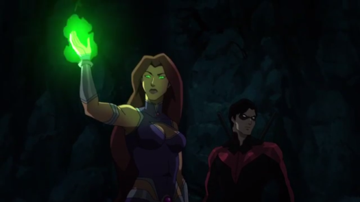 Starfire-All Clear, Titans!