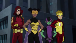 Teen Titans-Proper Introductions!