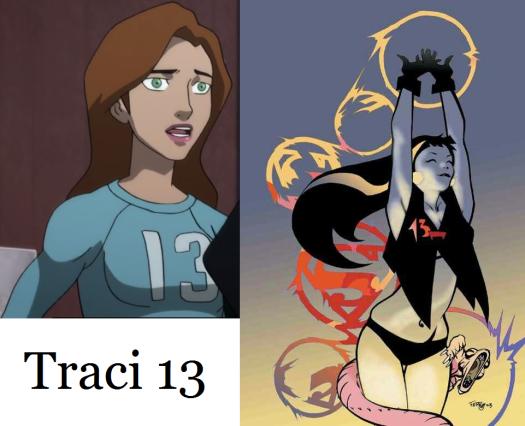 Traci 13-Nice Nod!