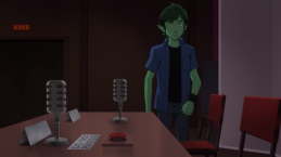 Beast Boy-Where Is Everybody!