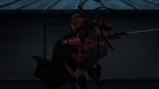 Deathstroke-You've Gotten Weaker Since We Last Met, Damian!