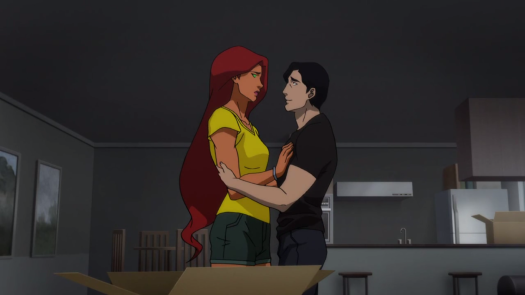 Nightwing-You're Still Important To The Team, Starfire!