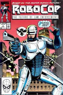 RoboCop #1 (Marvel)