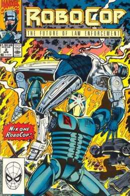 RoboCop #2 (Marvel)