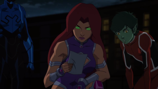 Starfire-This Won't Be A Total Loss At All!