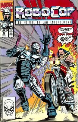 RoboCop #10 (Marvel)