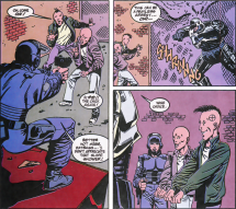 RoboCop #11-Freeze, Dirtbags!