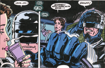 RoboCop #11-I Hear A Weird Voice!