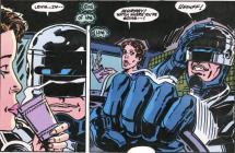 RoboCop #11-I Hear A Weird Voice!