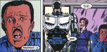 RoboCop #11-Let's Head Back Out!