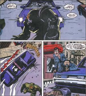 RoboCop #11-New Trouble In Old Detroit!
