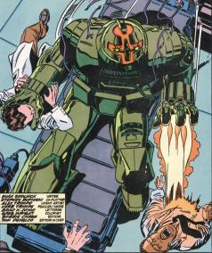RoboCop #11-Opening Chaos!