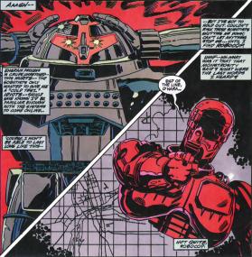 RoboCop #11-Revenge Time!