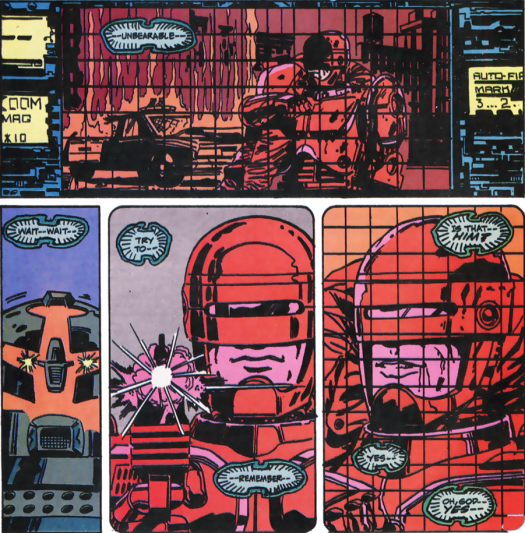 RoboCop #11-Target Acquired!