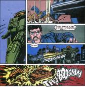 RoboCop #11-The Cyber-Wraith Strikes!